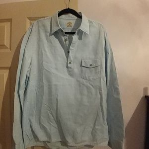J Crew Work Shirt